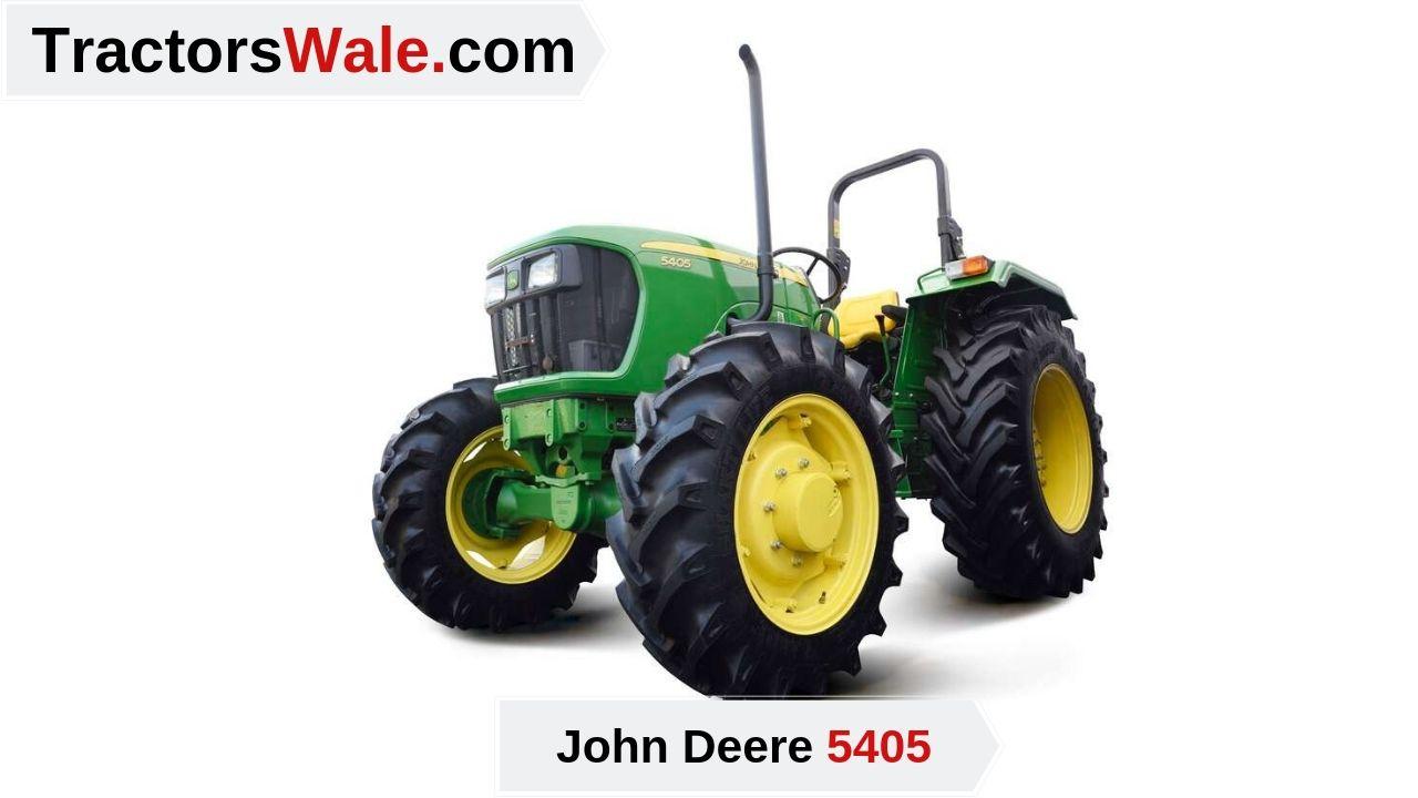 Latest John Deere 5405 Price Specs & Review 2020