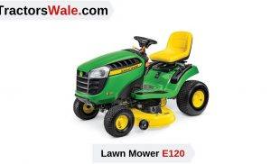 Latest John Deere E120 Lawn Mower Price Specs & Review 2021