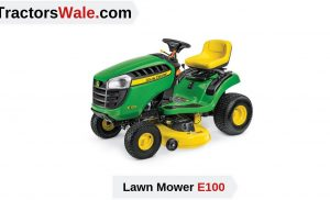 Latest John Deere E100 Lawn Mower Price Specs & Review 2021