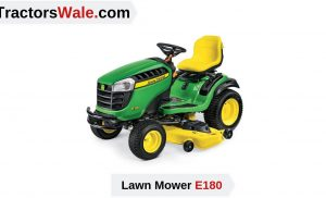 Latest John Deere e180 Lawn Mower Price Specs & Review 2021