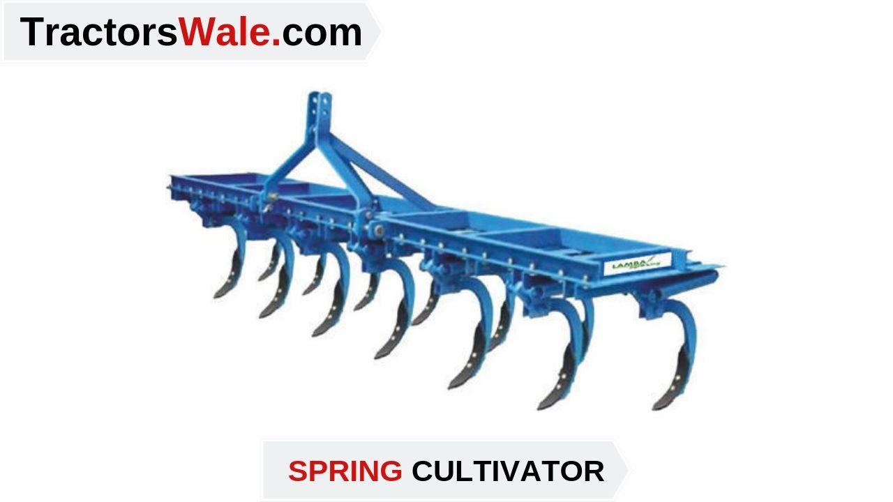 john deere tractor parts Spring Cultivator