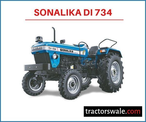 Sonalika DI 734