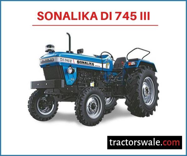 Sonalika DI 745 III