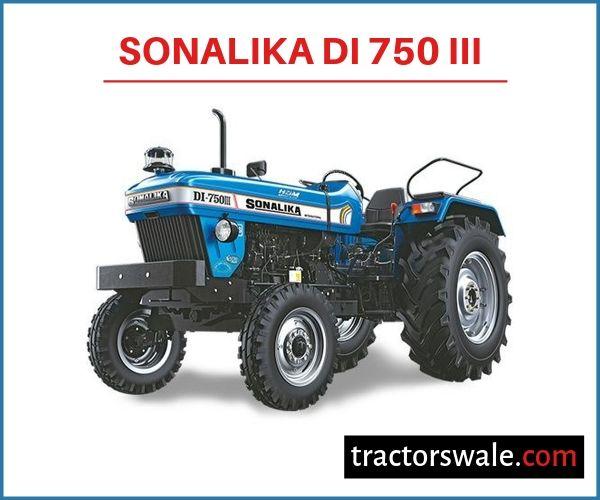 Sonalika DI 750 III