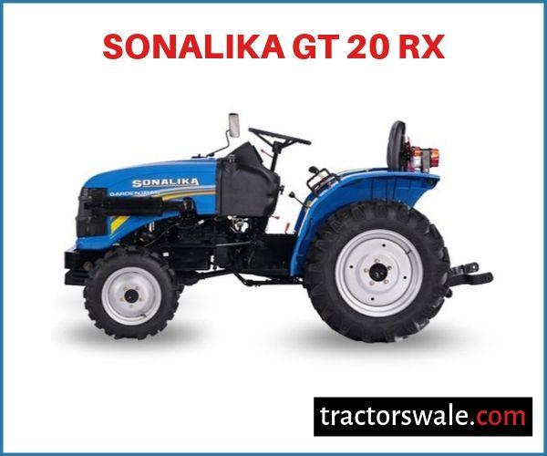Sonalika GT 20 Rx