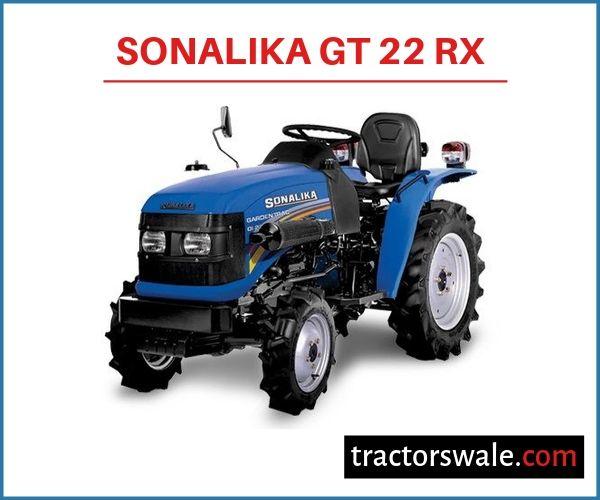 Sonalika GT 22 Rx