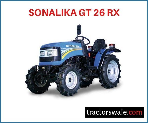 Sonalika GT 26 Rx