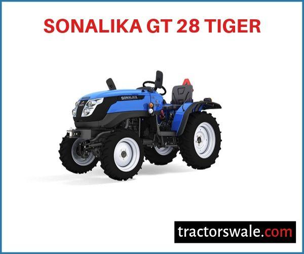 Sonalika GT 28 Tiger