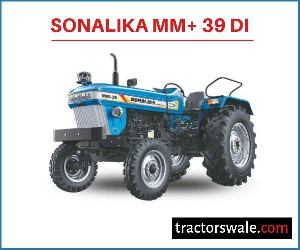 Sonalika MM+ 39 DI