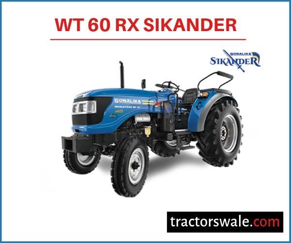 Sonalika WT 60 RX SIKANDER