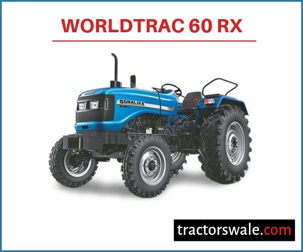 Sonalika Worldtrac 60 RX