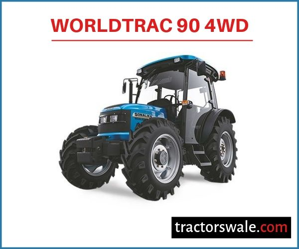 Sonalika Worldtrac 90 4WD