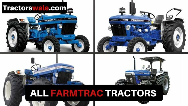 Farmtrac Tractors Prices Specifications Overview 2019