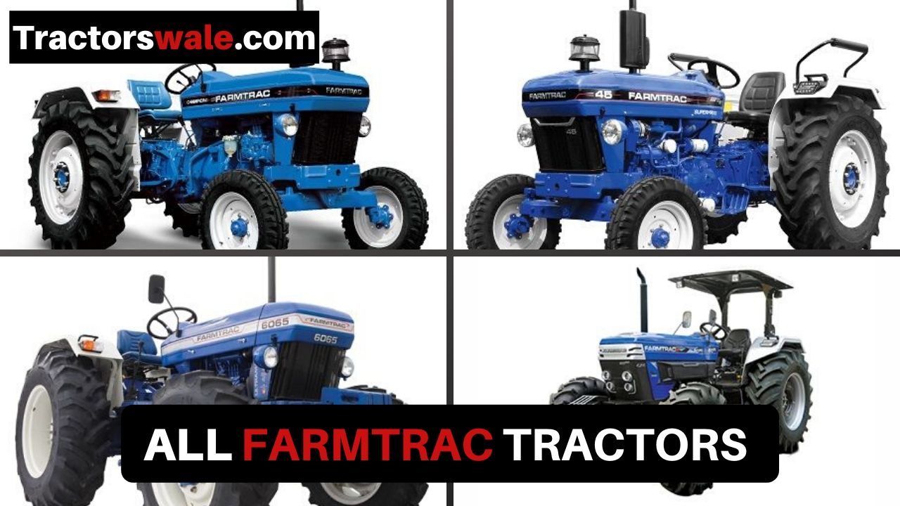Farmtrac Tractors