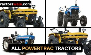PowerTrac Tractor price specification mileage 2021