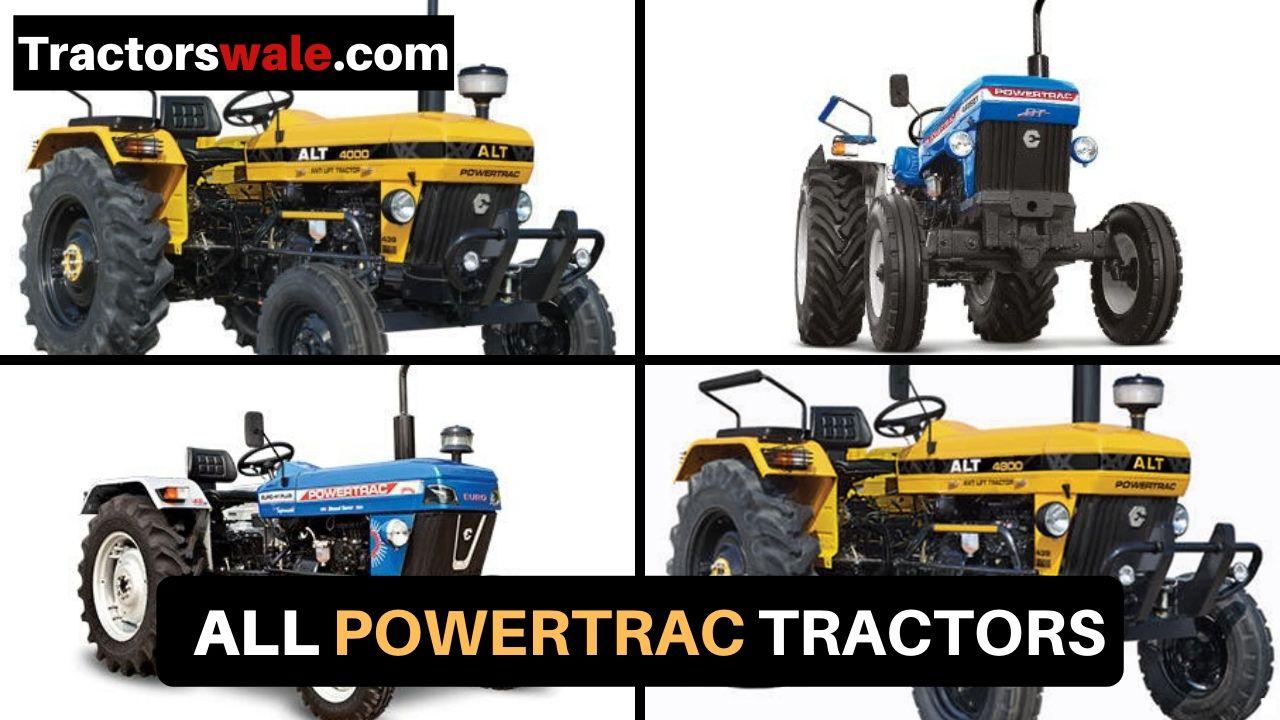 PowerTrac Tractor Price