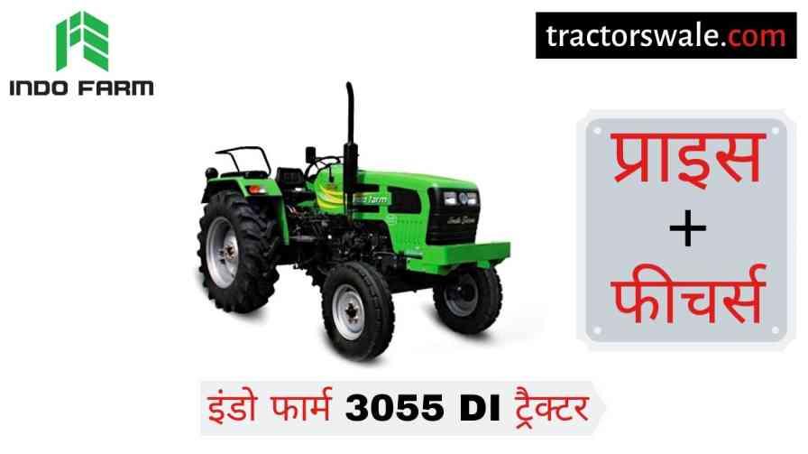 Indo Farm 3055 DI Tractor