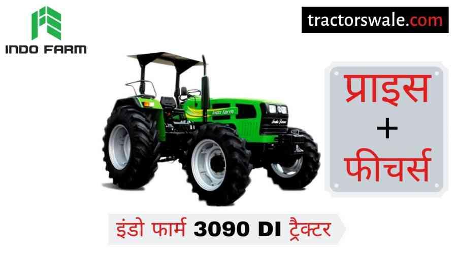 Indo Farm 3090 DI Tractor