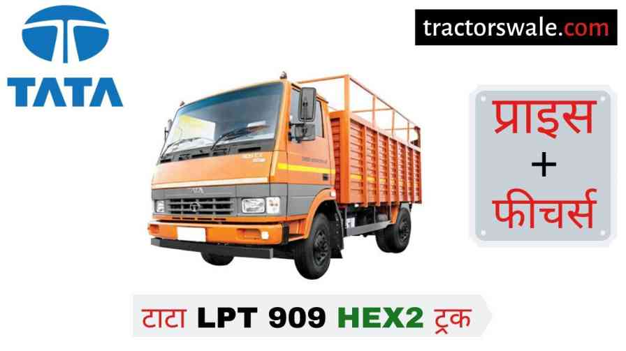 Tata LPT 909 HEX2