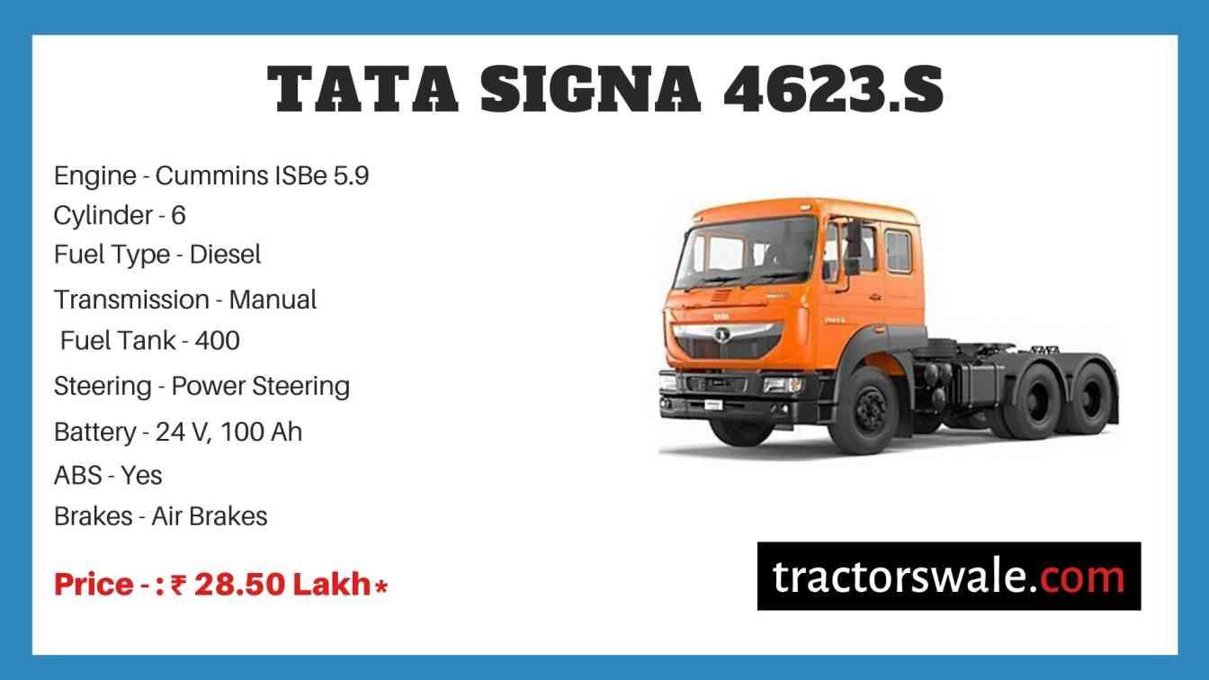 Tata SIGNA 4623.S Price