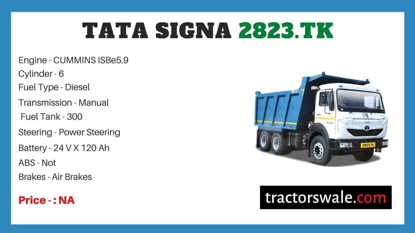 Tata Signa 2823.TK Price