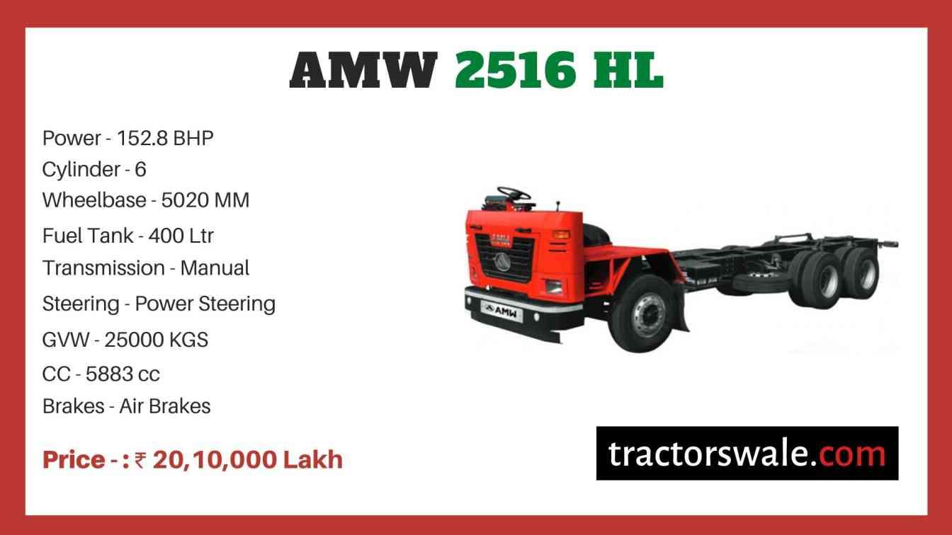 AMW 2516 HL price