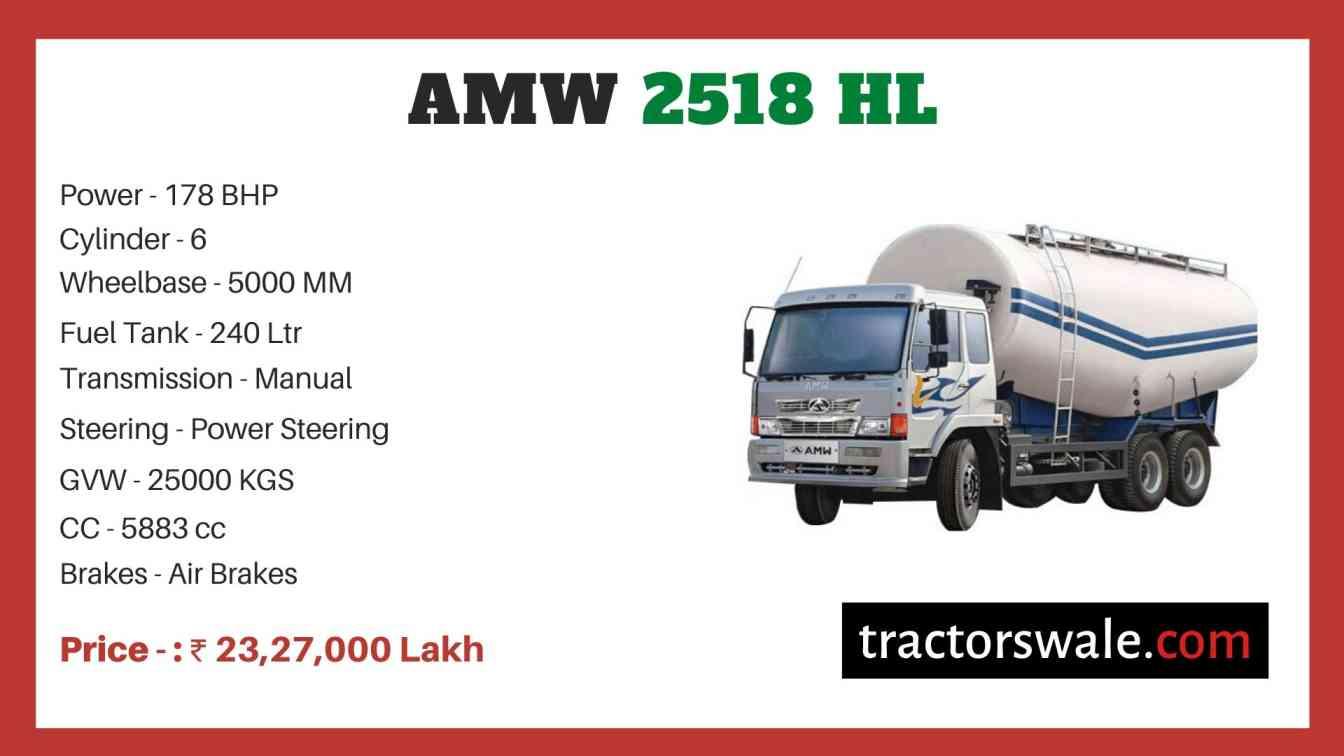 AMW 2518 HL price
