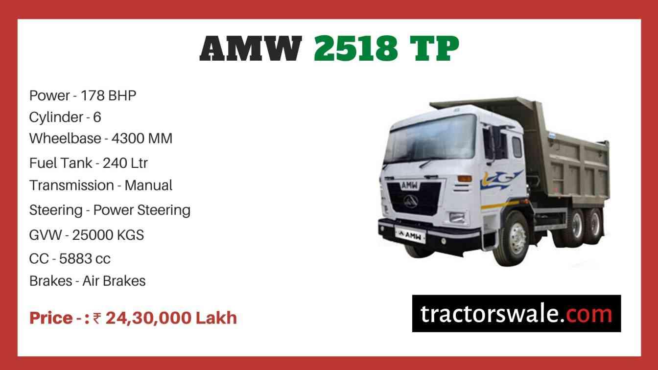 AMW 2518 TP price