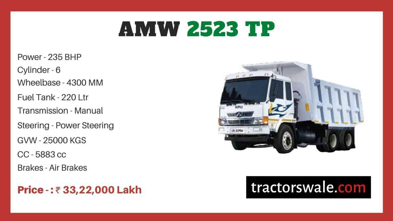 AMW 2523 TP price