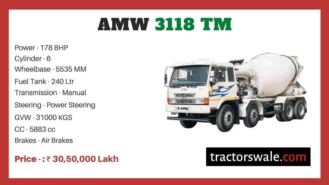 AMW 3118 TM price