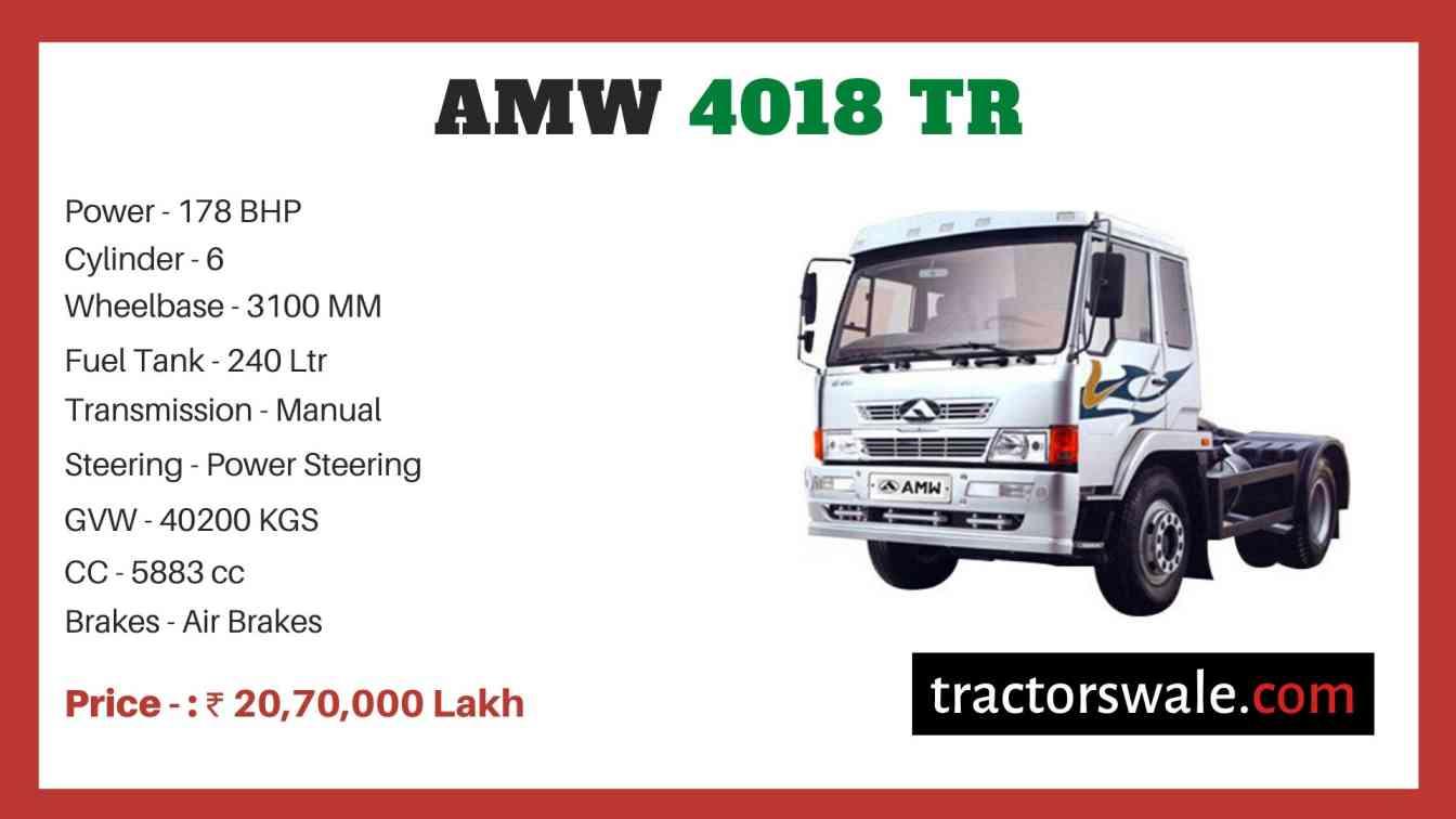 AMW 4018 TR price