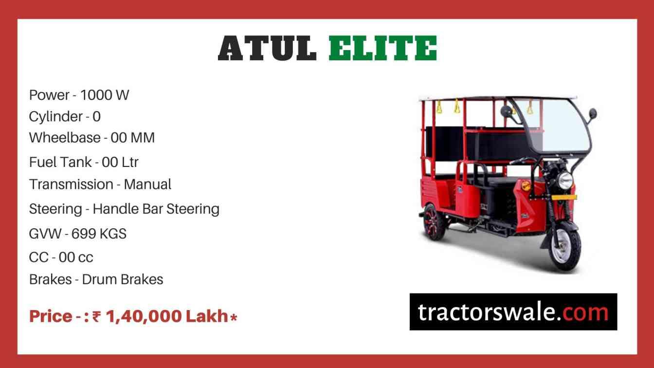 Atul Elite price