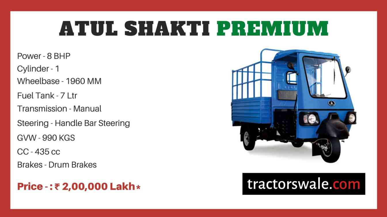 Atul Shakti Premium price