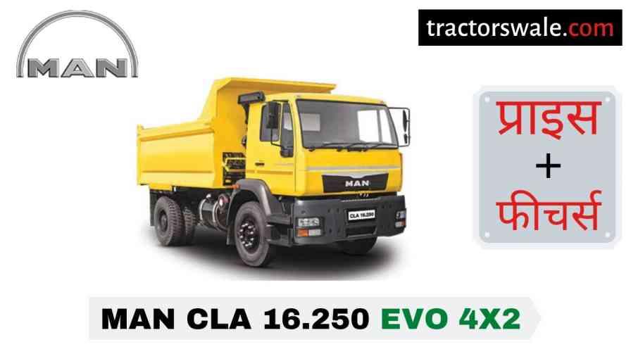 MAN CLA 16.250 EVO 4x2