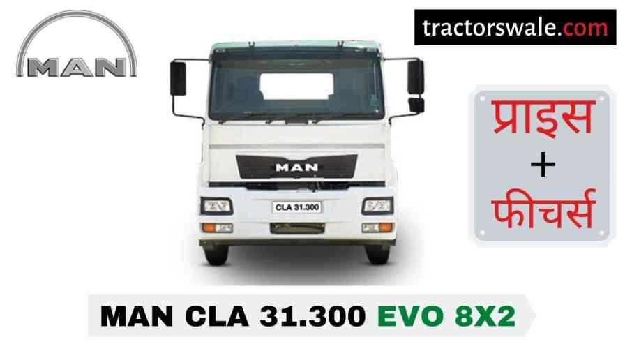 MAN CLA 31.300 EVO 8x2