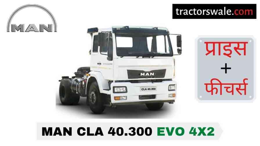 MAN CLA 40.300 EVO 4x2