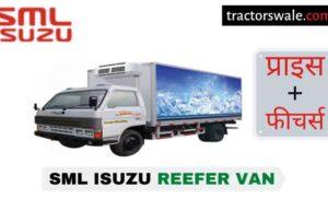 SML Isuzu Reefer Van BS-IV Price in India, Specs, Mileage | 2020