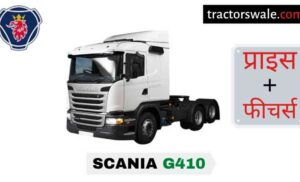 Scania G410 Price in India, Specs, Mileage | 2020