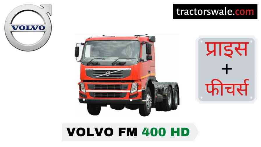 Volvo FM 400 HD