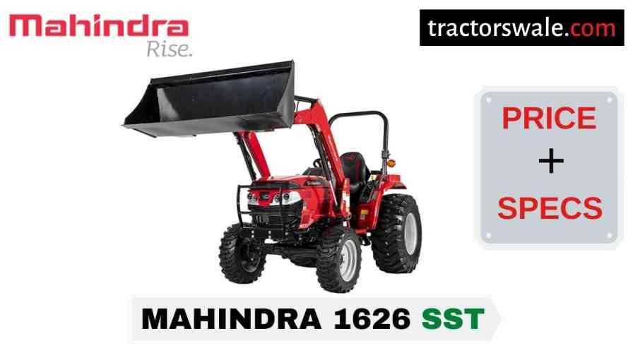 Mahindra 1626 SST