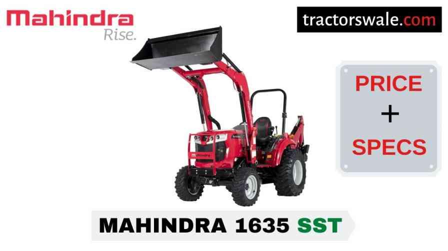 Mahindra 1635 SST