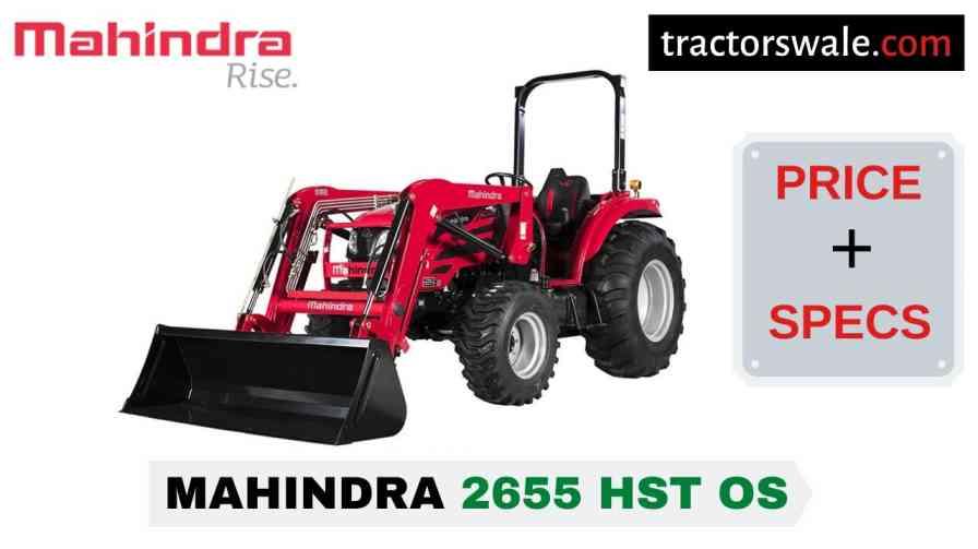 Mahindra 2655 HST OS