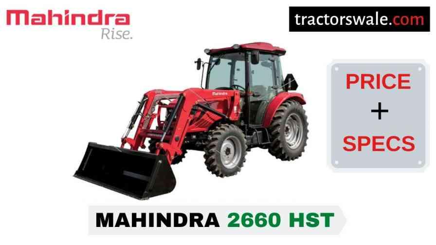 Mahindra 2660 HST