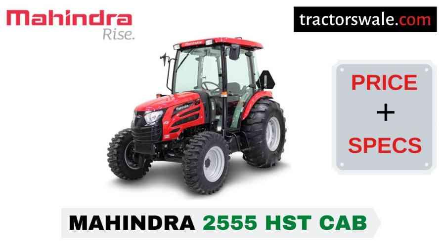 Mahindra 2555 HST CAB