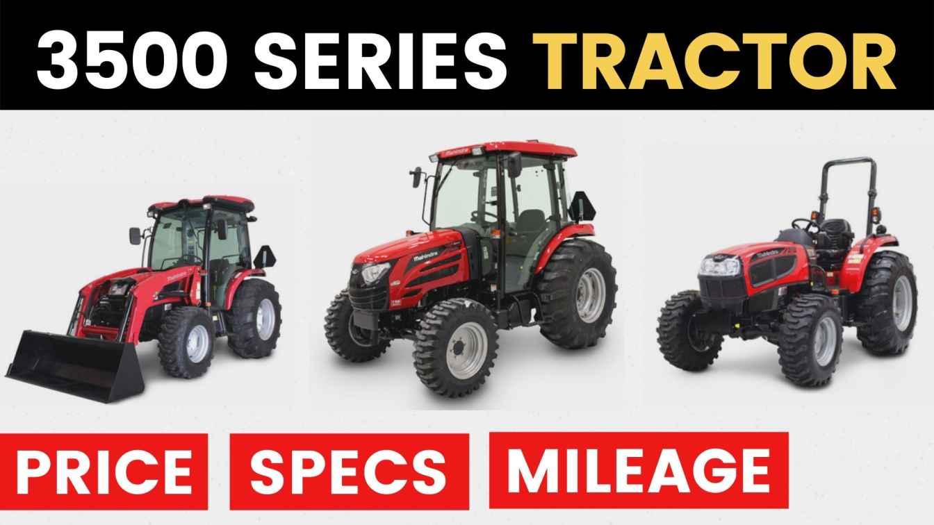 Mahindra 3500 Series Tractors