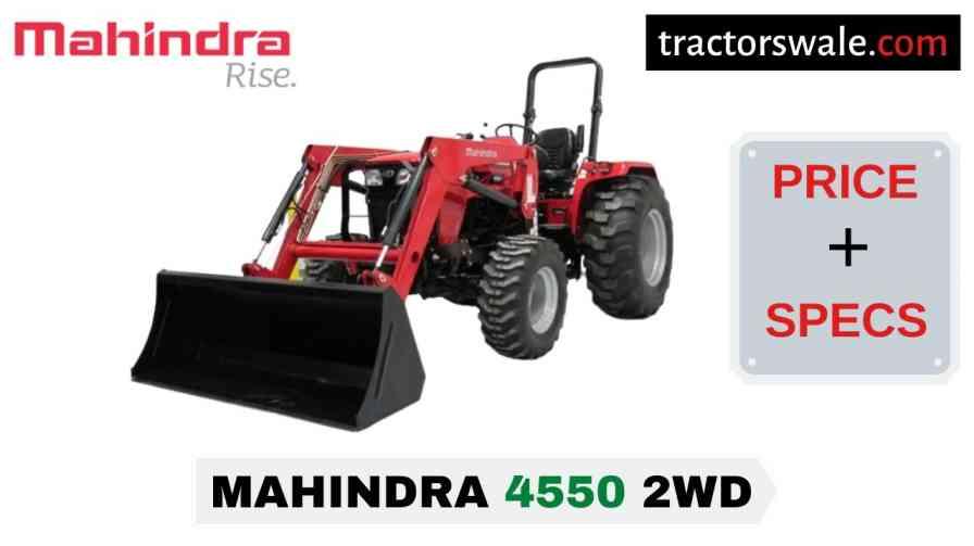 Mahindra 4550 2WD