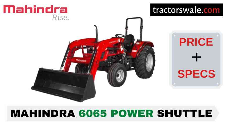 Mahindra 6065 POWER SHUTTLE