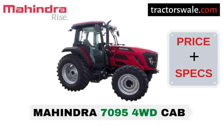 Mahindra 7095 4WD CAB