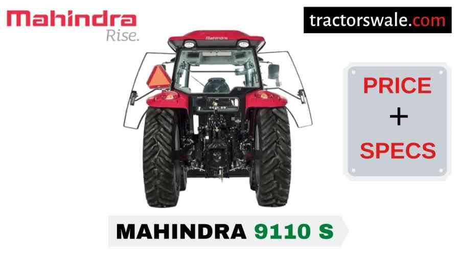 Mahindra 9110 S