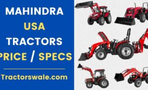 Mahindra Tractors USA Price List Specs Mileage Overview 2020